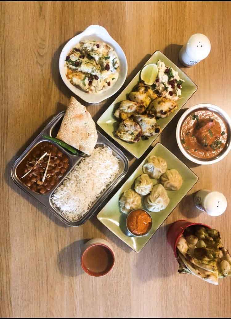 indian food at mumbai to london cafe m43
