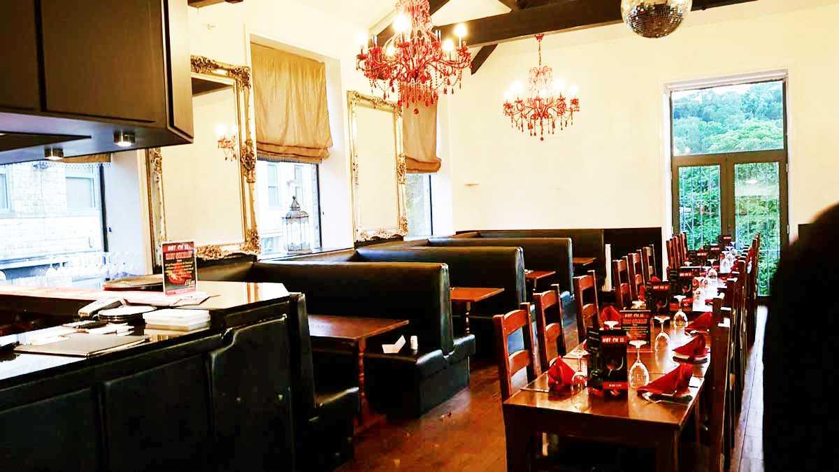 11. view of hot chilli restaurant bl7