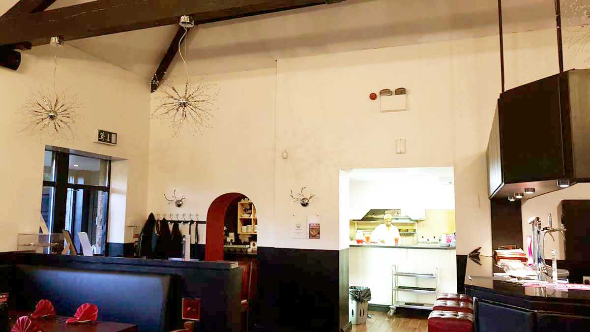 10. view of hot chilli restaurant bl7