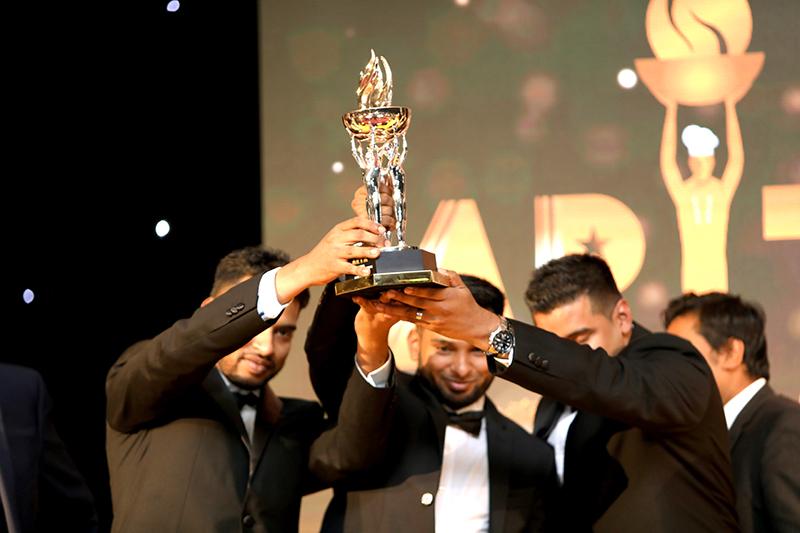 ARTA 2019   NATIONAL CHAMPION OF CHAMPIONS