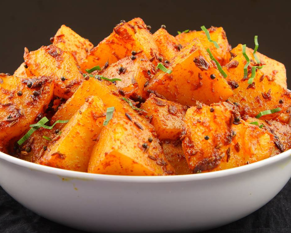 indian food at Dhaka Spice bt12