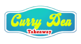 Logo of Curry Den Takeaway IP32
