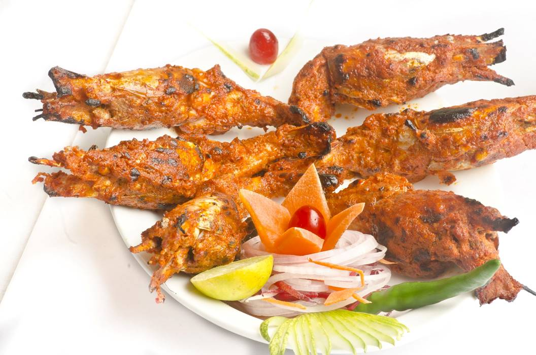 The Village Tandoori GU30