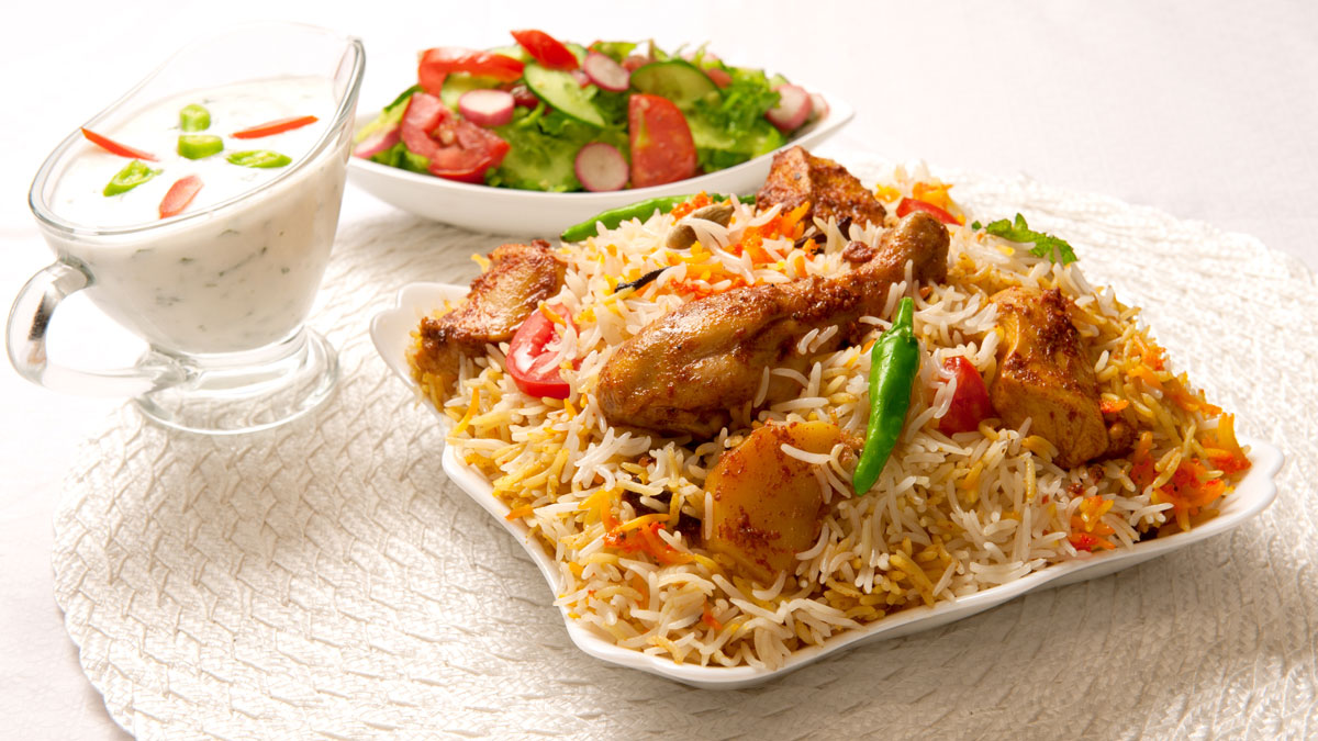 Maharani Restaurant sw4