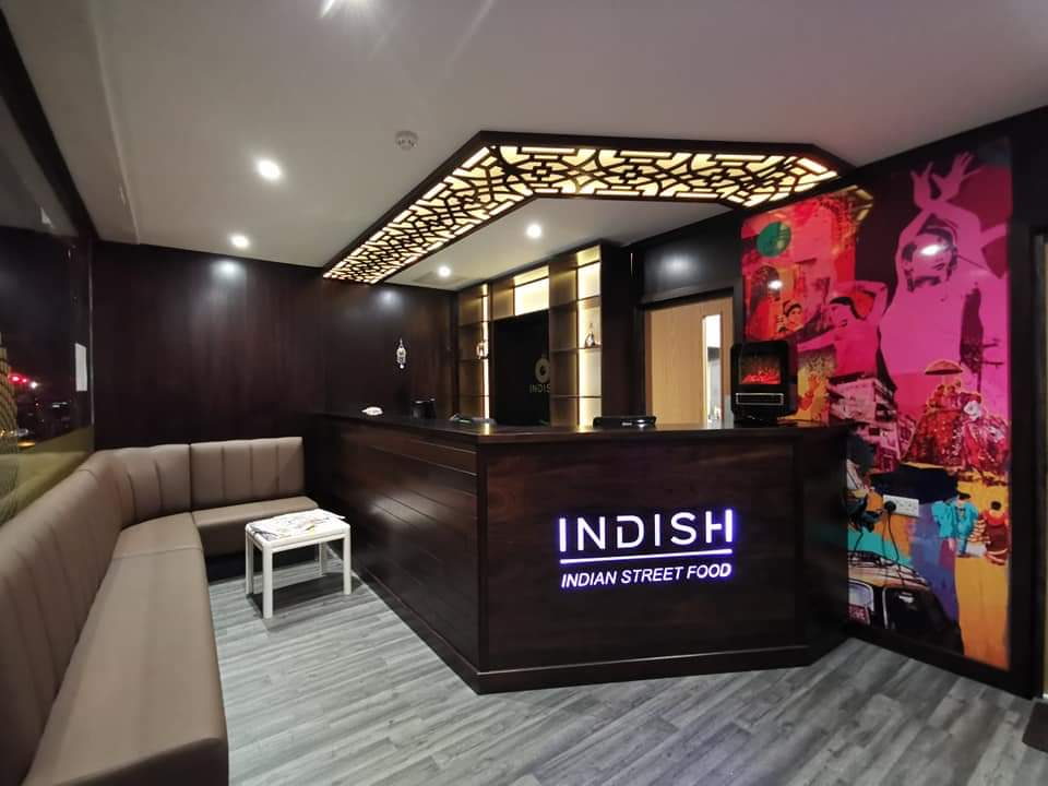 indish indian takeaway rh12