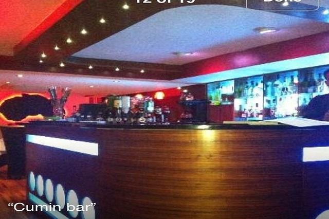 Reservation Cumin Bar and Restaurant EN10