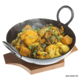 Takeaway Aloo gobi Milaad 2 At DA11