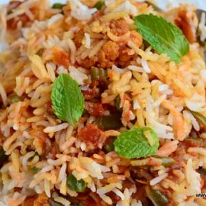 Takeaway Keema Rice Milaad 2 At DA11