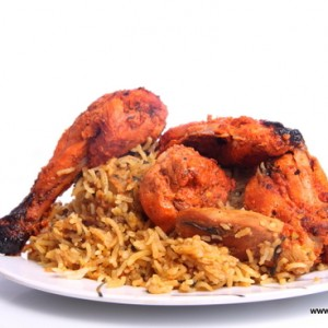 Takeaway Tandoori Chicken Biryani Milaad 2 At DA11