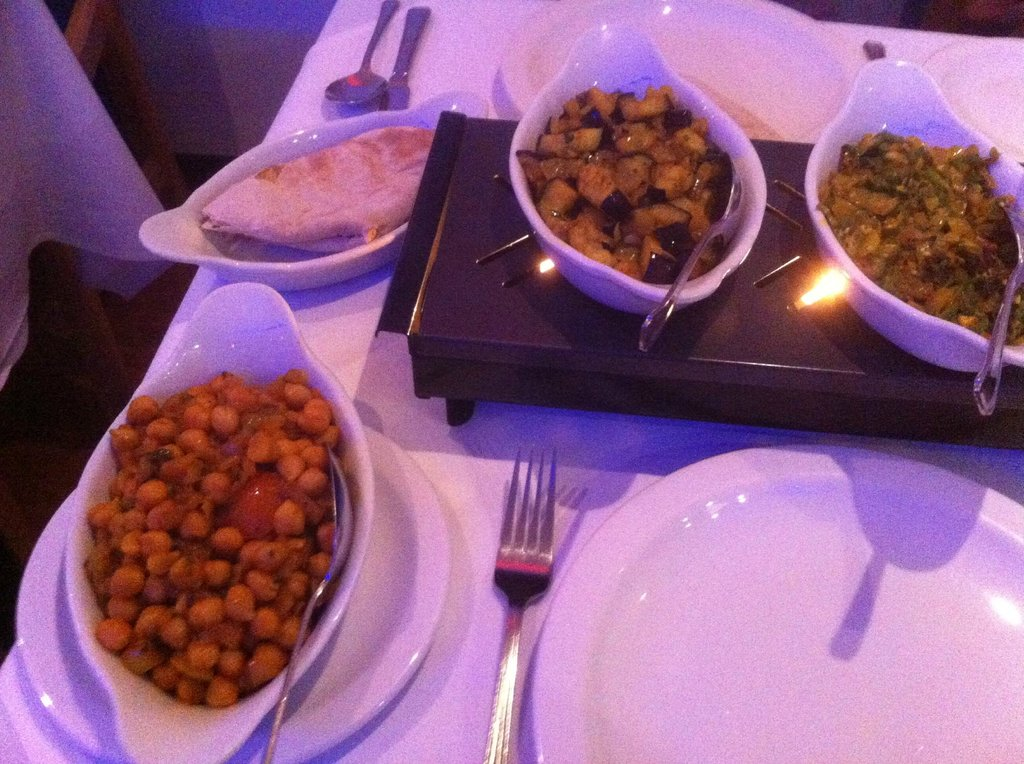 Indian food at Bombay blues SS0