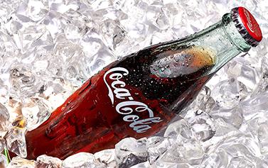 Free bottle of coke at Bombay Blues SS0