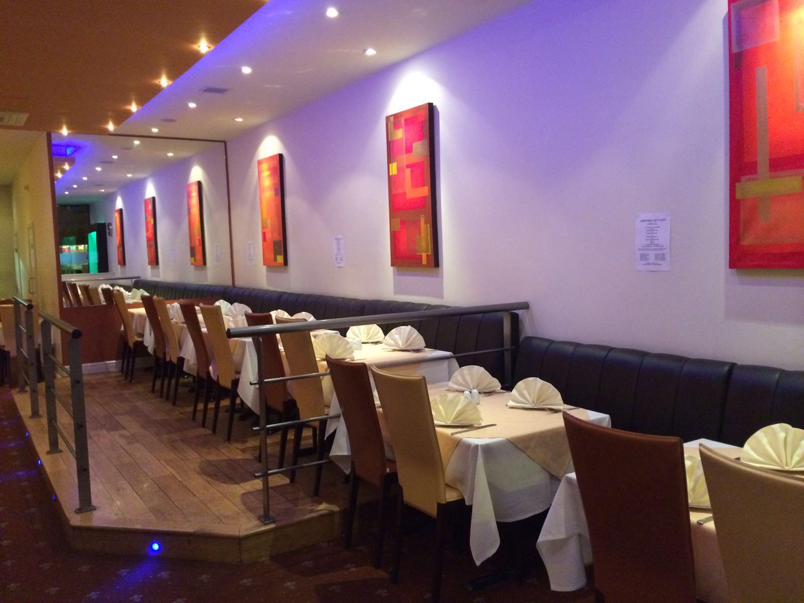 Restaurant & Takeaway Spice Club TA6
