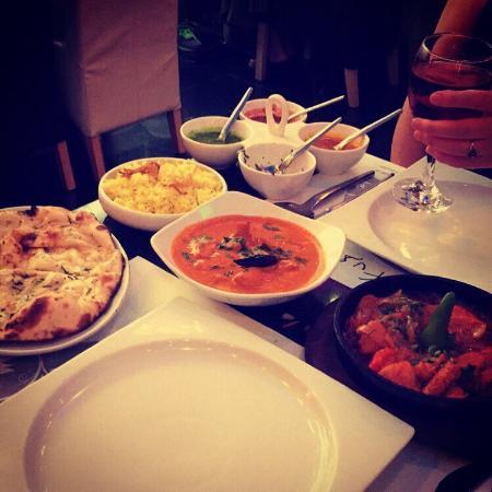 Takeaway Indian Food Indian Fusion At SE1