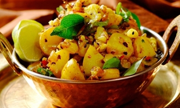 Free Bombay Potato Side Dishes Penge Masala SE20