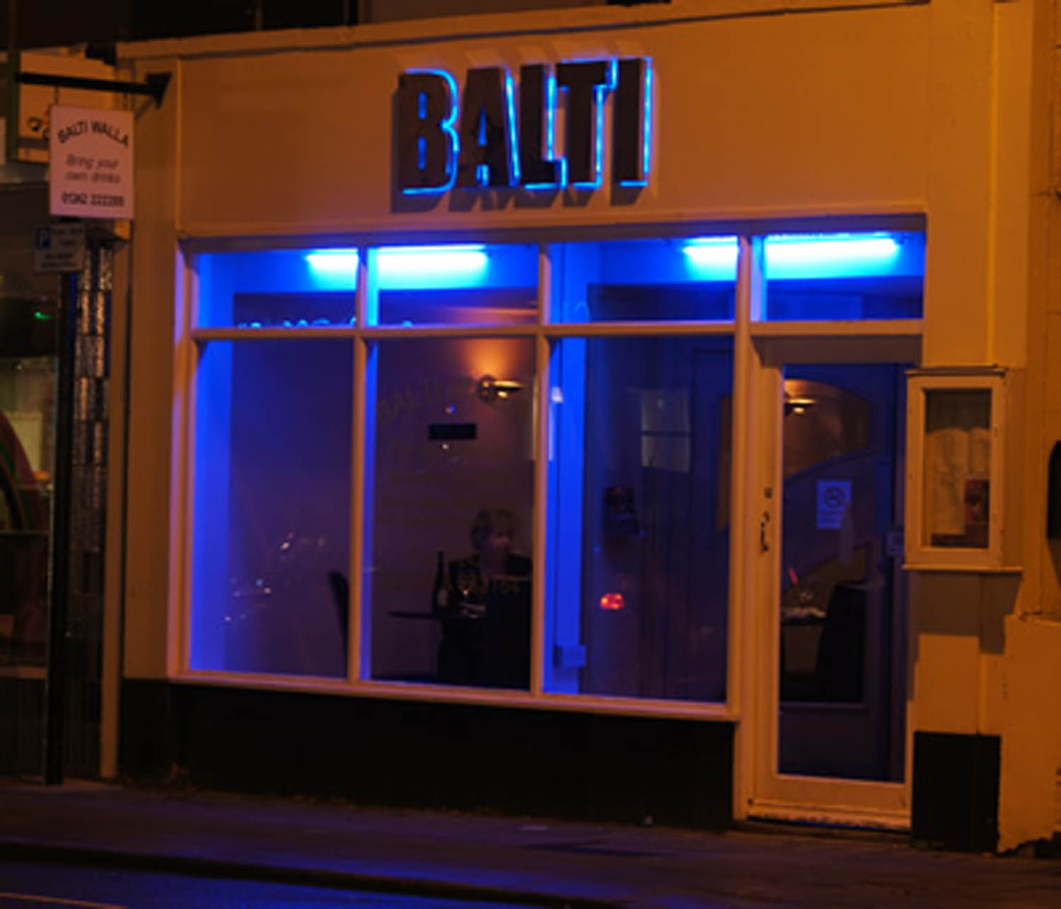 Restaurant & Takeaway Balti Walla G153