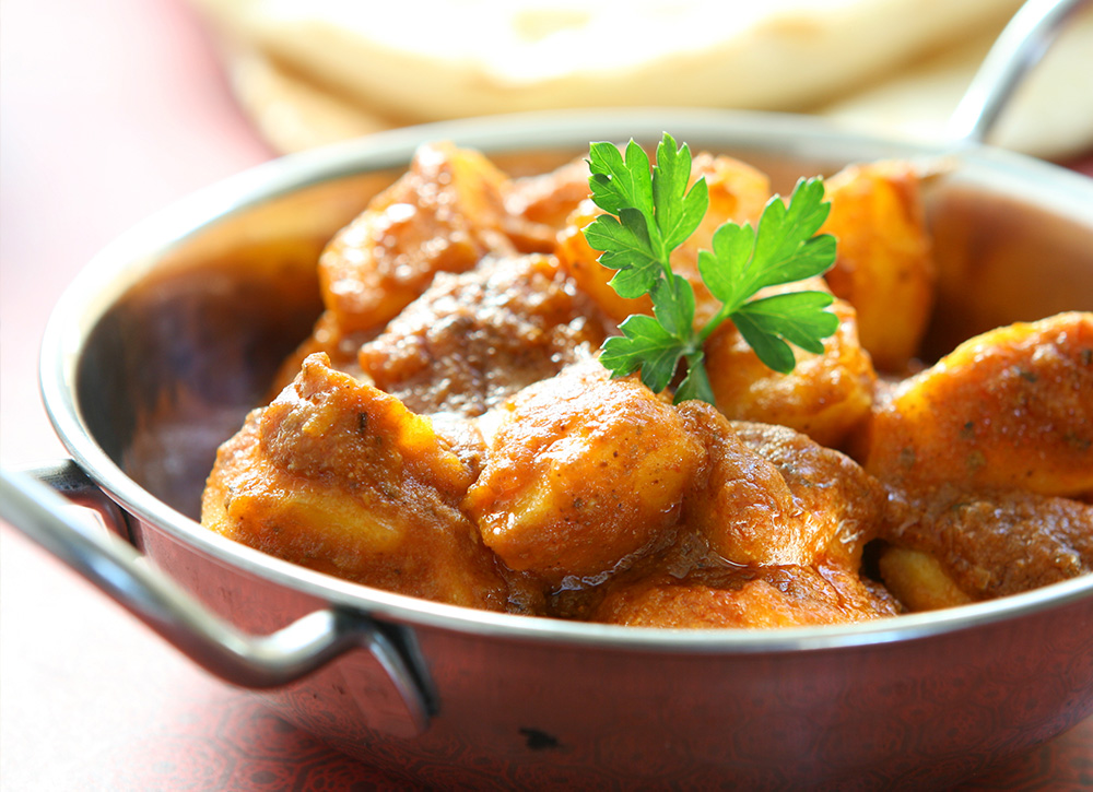 Aloo Curry Takeaway Riyadz Indian Cuisine RM11