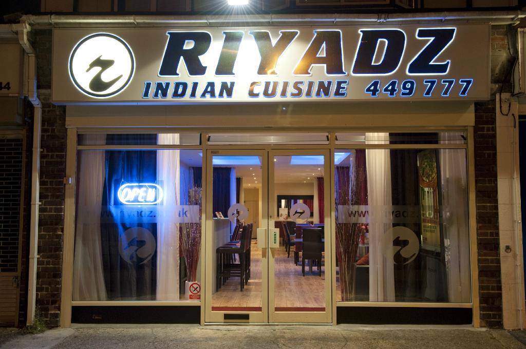 Takeaway Riyadz Indian Cuisine RM11