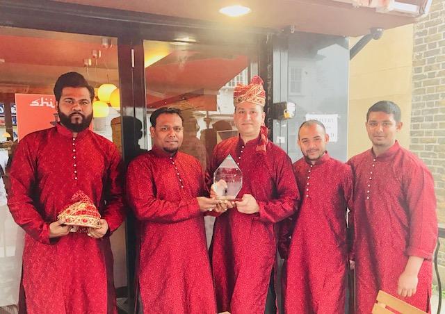 Takeaway at Desi Indian RM17