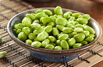 Takeaway Free Edamame For Takeaway On Orders Over £25 Naha Sushi E1
