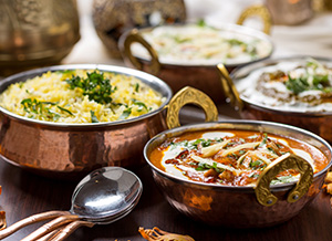 Takeaway MAHARAJA BANQUET NIGHT £10.95 Maharajah Restaurant LU6