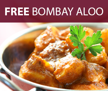 Takeaway Bombay Aloo curry world At SE12