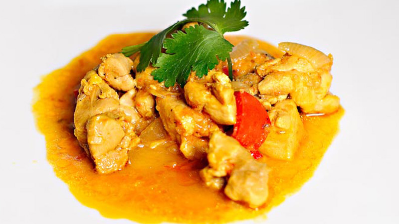 chicken curry Chislehurst Curry and Grill