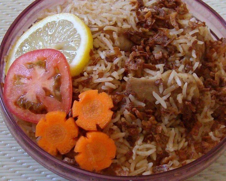 Sher E Bangla Thali Dish DA3