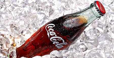 Bottle of coke offer at Sher E Bangla DA3