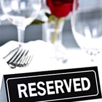 Reservation Omar Khayyam Restaurant