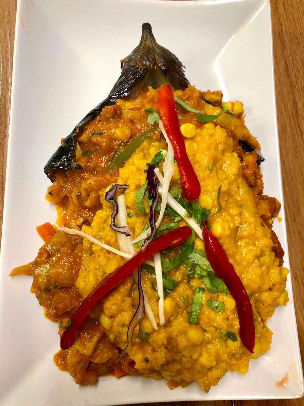 11. Takeaway curry Khan Restaurant KT17