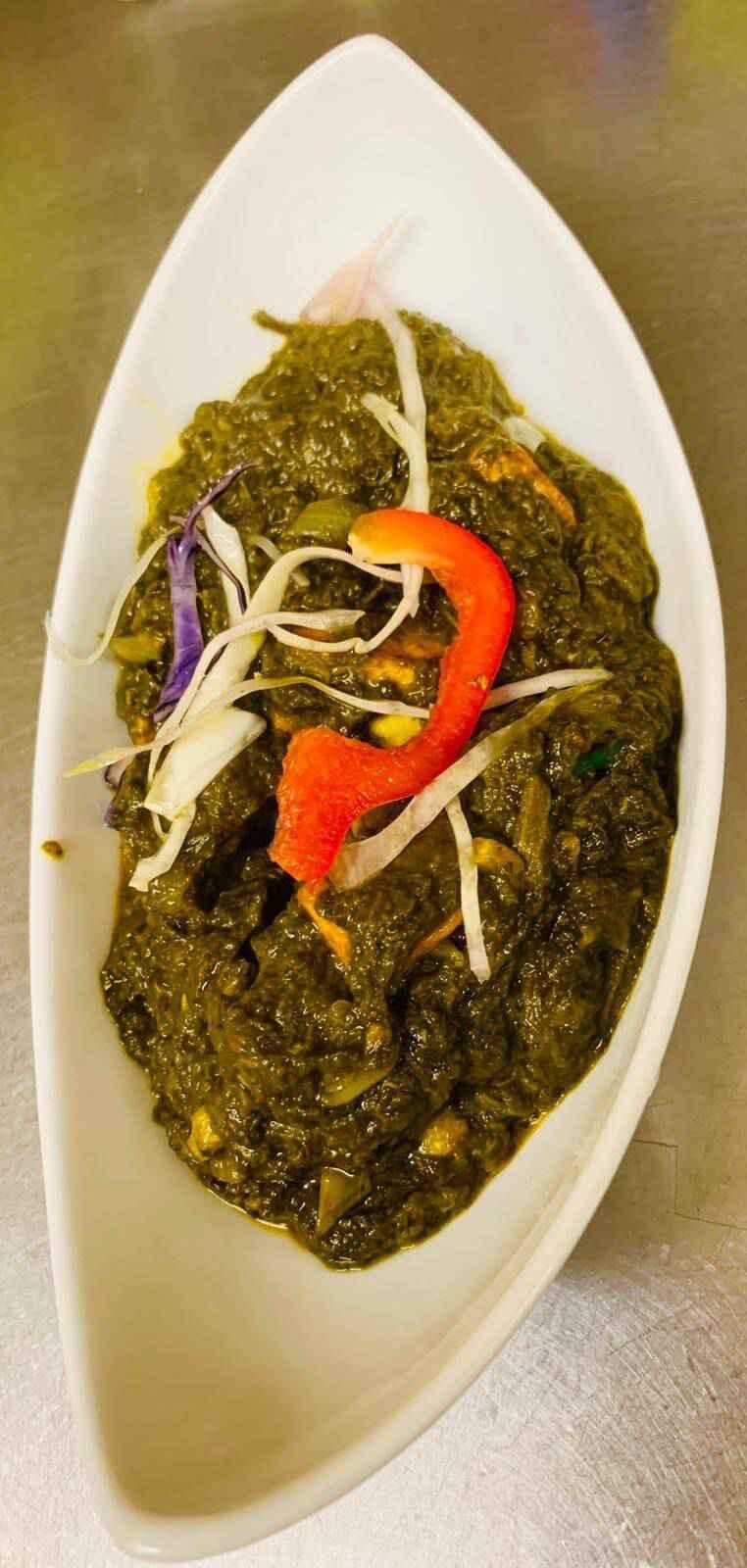 10. Takeaway curry Khan Restaurant KT17