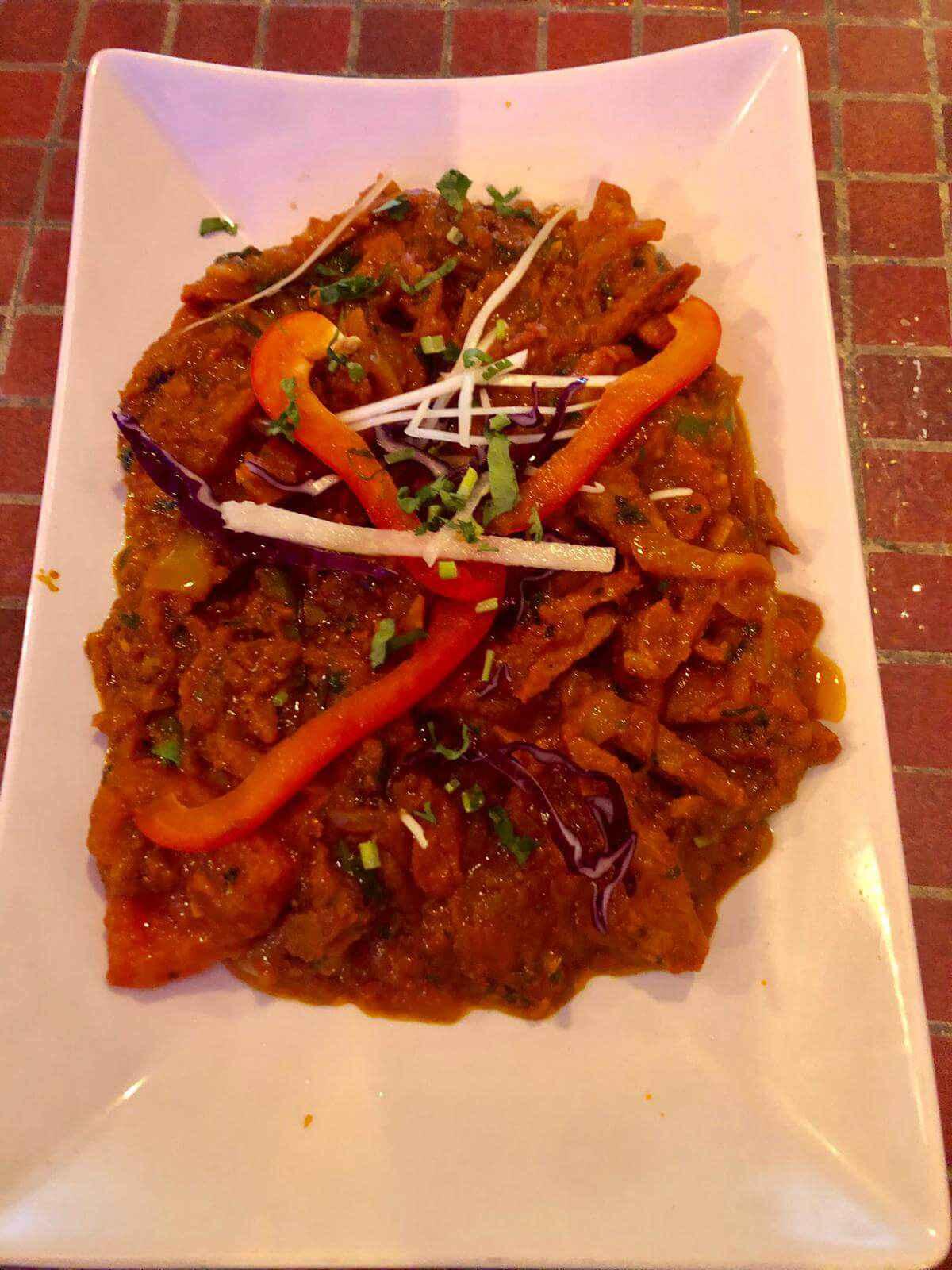 5. Takeaway curry Khan Restaurant KT17