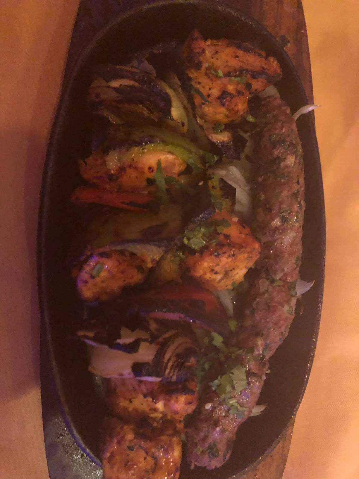 20. Takeaway curry Khan Restaurant KT17