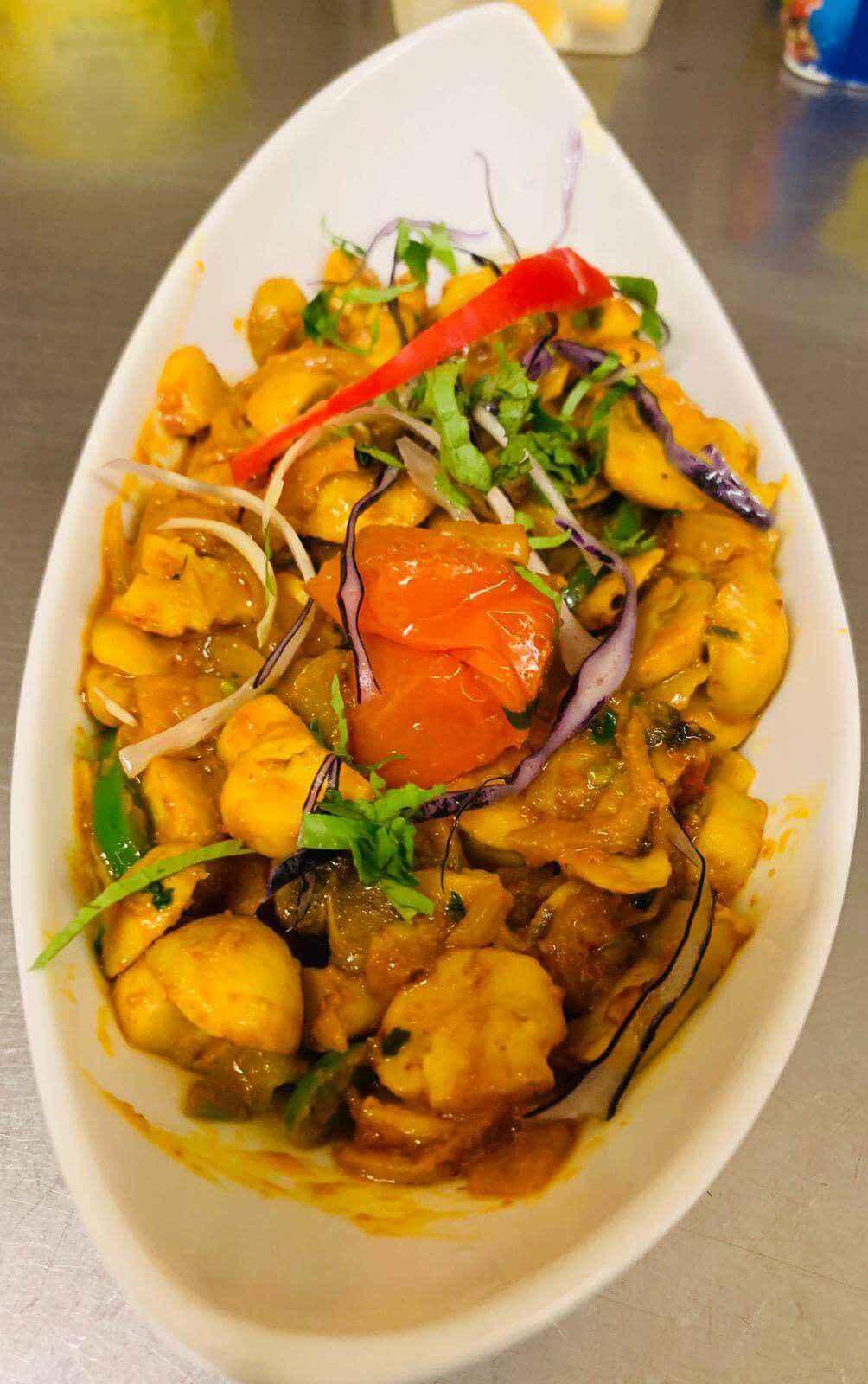 18. Takeaway curry Khan Restaurant KT17
