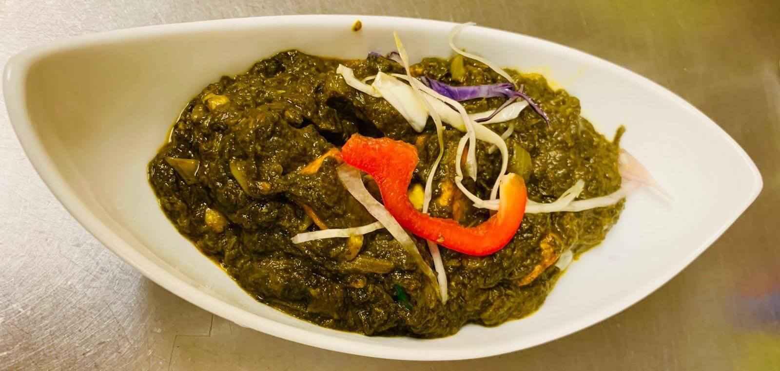 34. Indian Food at Khan Restaurant KT17