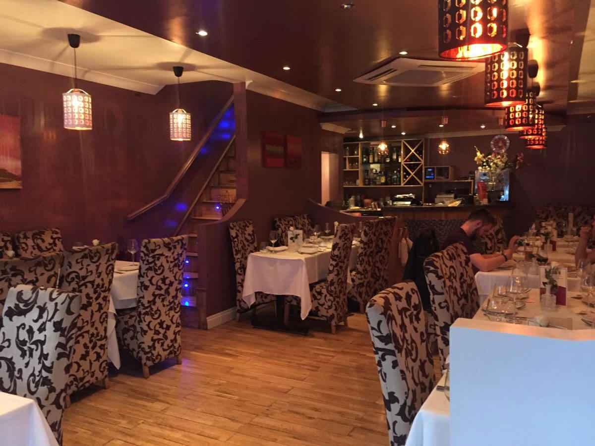 3. Restaurant & Khan Restaurant KT17