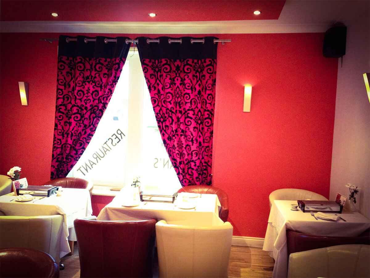 42. Restaurant & Khan Restaurant KT17