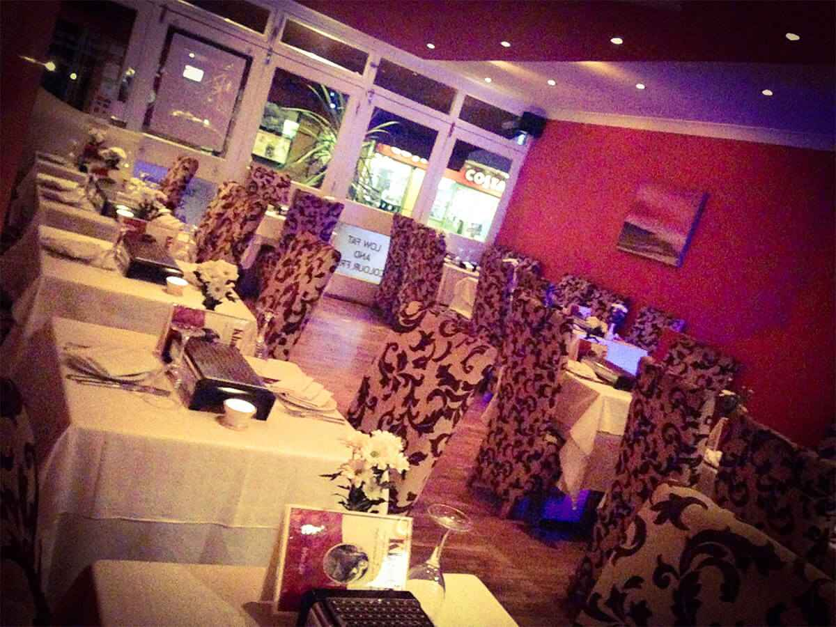 40. Restaurant & Khan Restaurant KT17