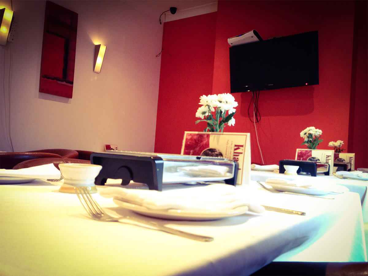 39. Restaurant & Khan Restaurant KT17