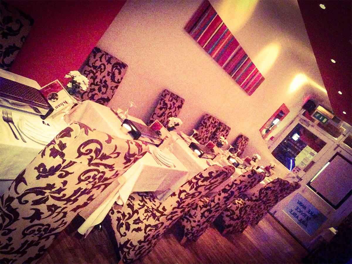 38. Restaurant & Khan Restaurant KT17