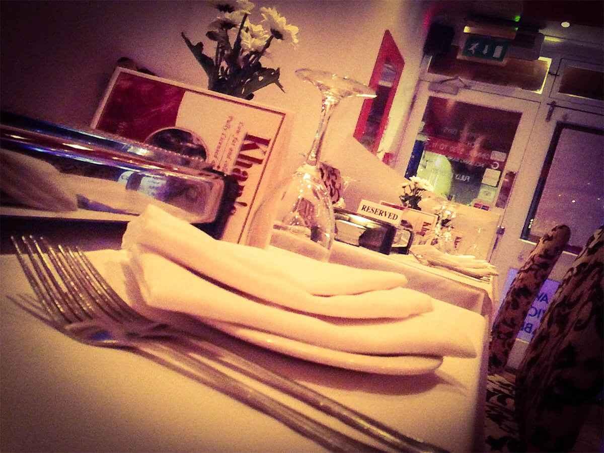 37. Restaurant & Khan Restaurant KT17