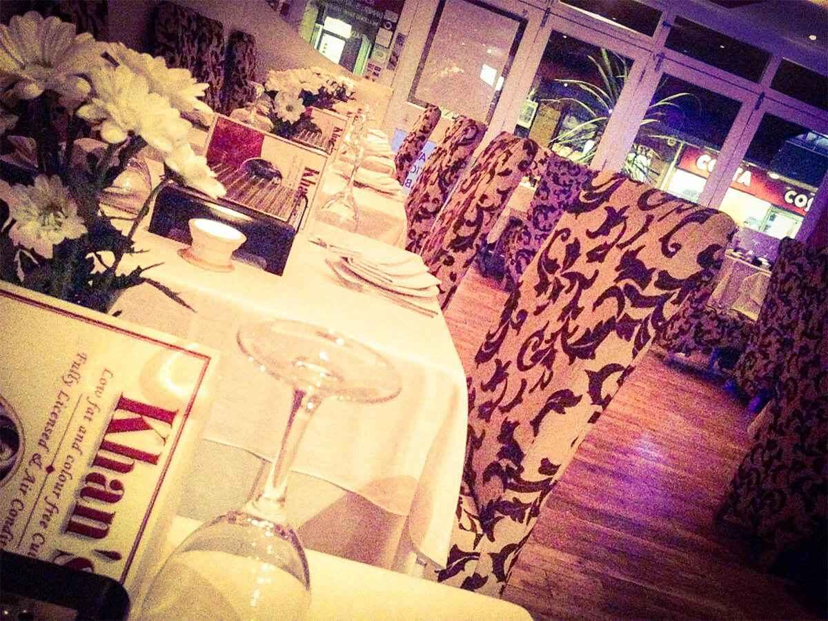 36. Restaurant & Khan Restaurant KT17