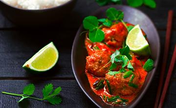 Order online Takeaway Khan Restaurant KT17