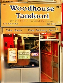 Restaurant & Woodhouse Tandoori N12
