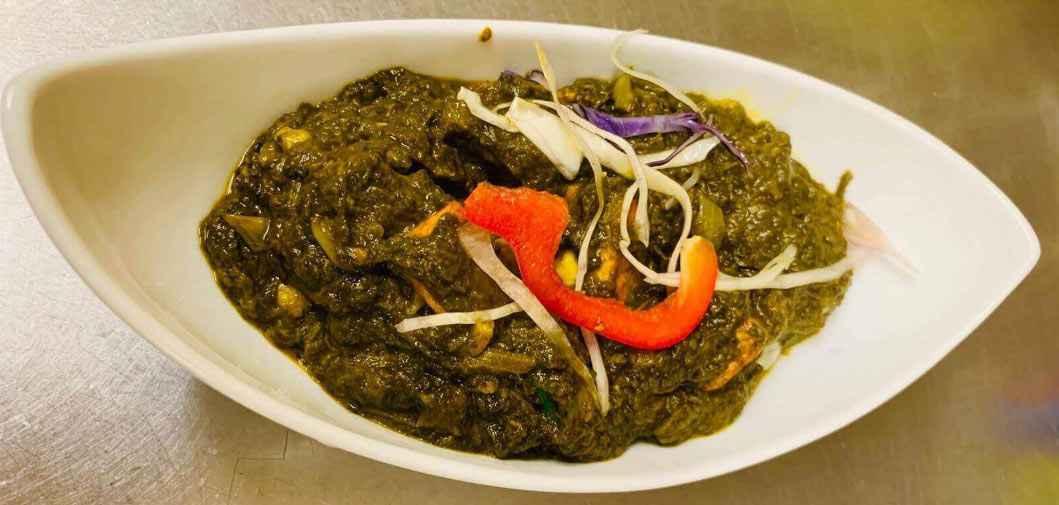 37. Indian food at khans restaurant battersea sw11