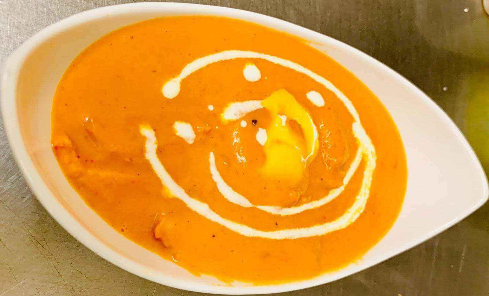 35. Indian food at khans restaurant battersea sw11