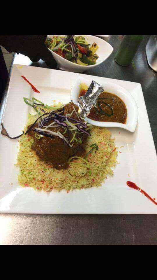 25. Takeaway Indian food khans restaurant battersea sw11