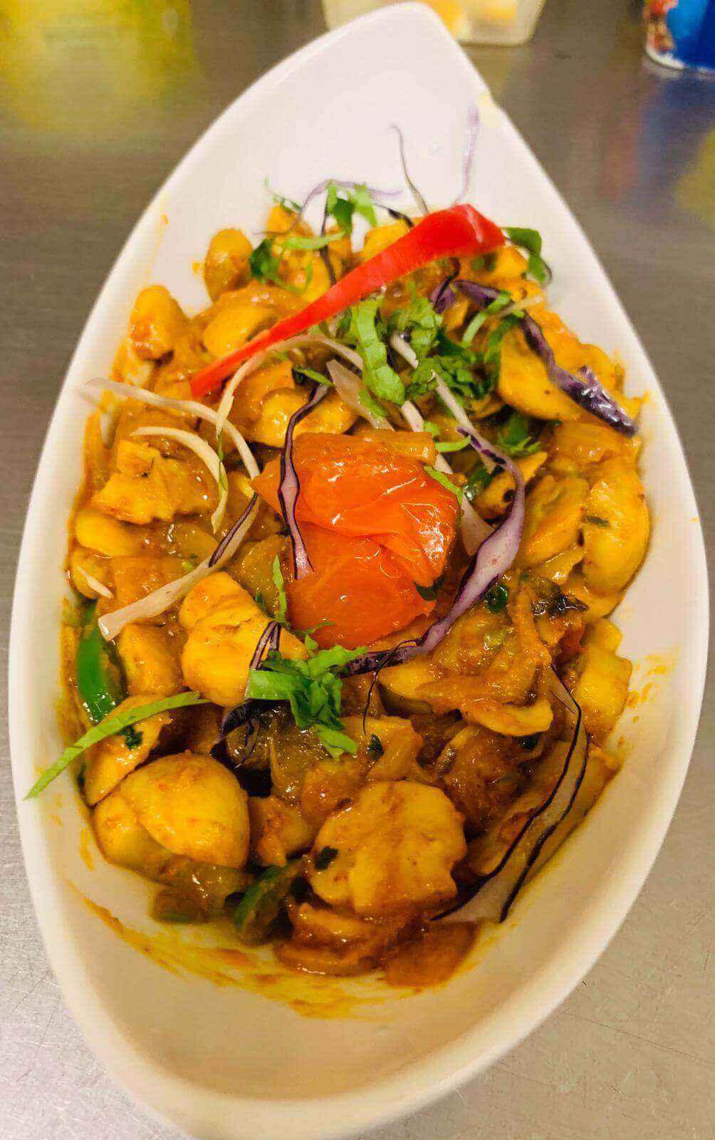 21. Takeaway Indian food khans restaurant battersea sw11