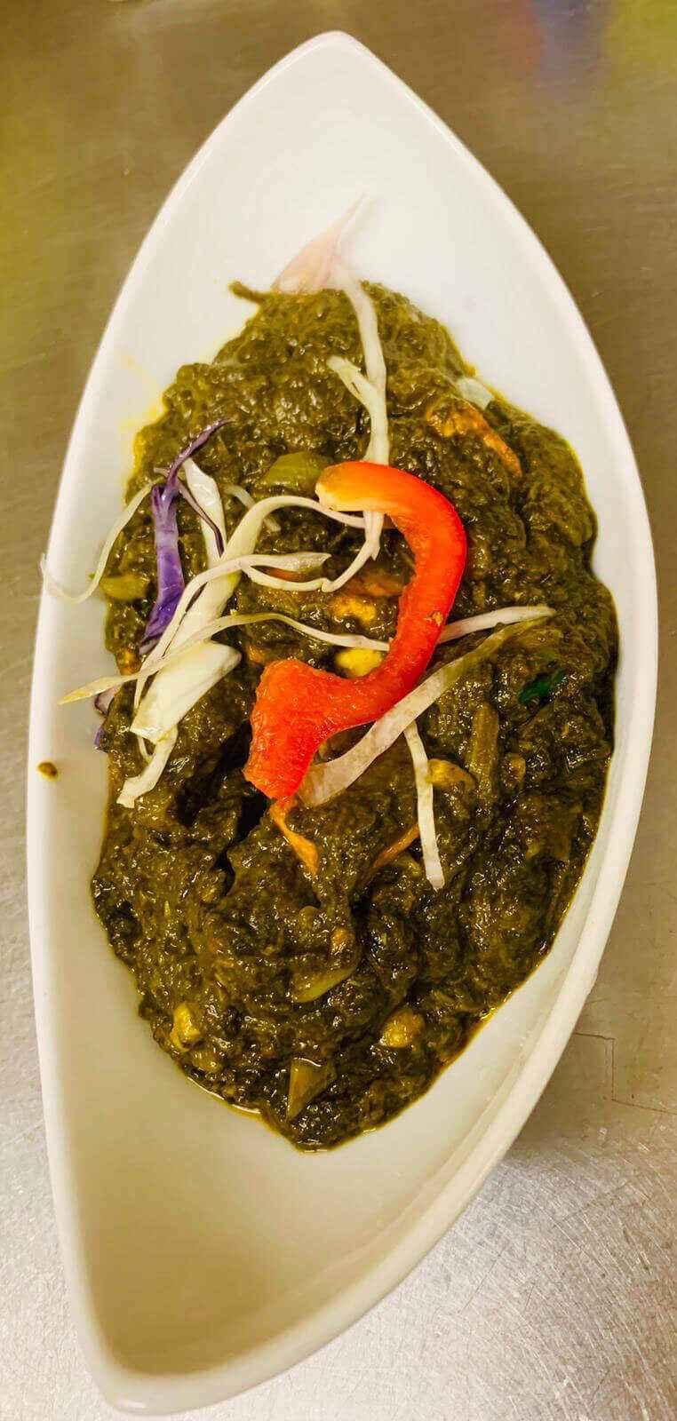 5. Takeaway Indian food khans restaurant battersea sw11