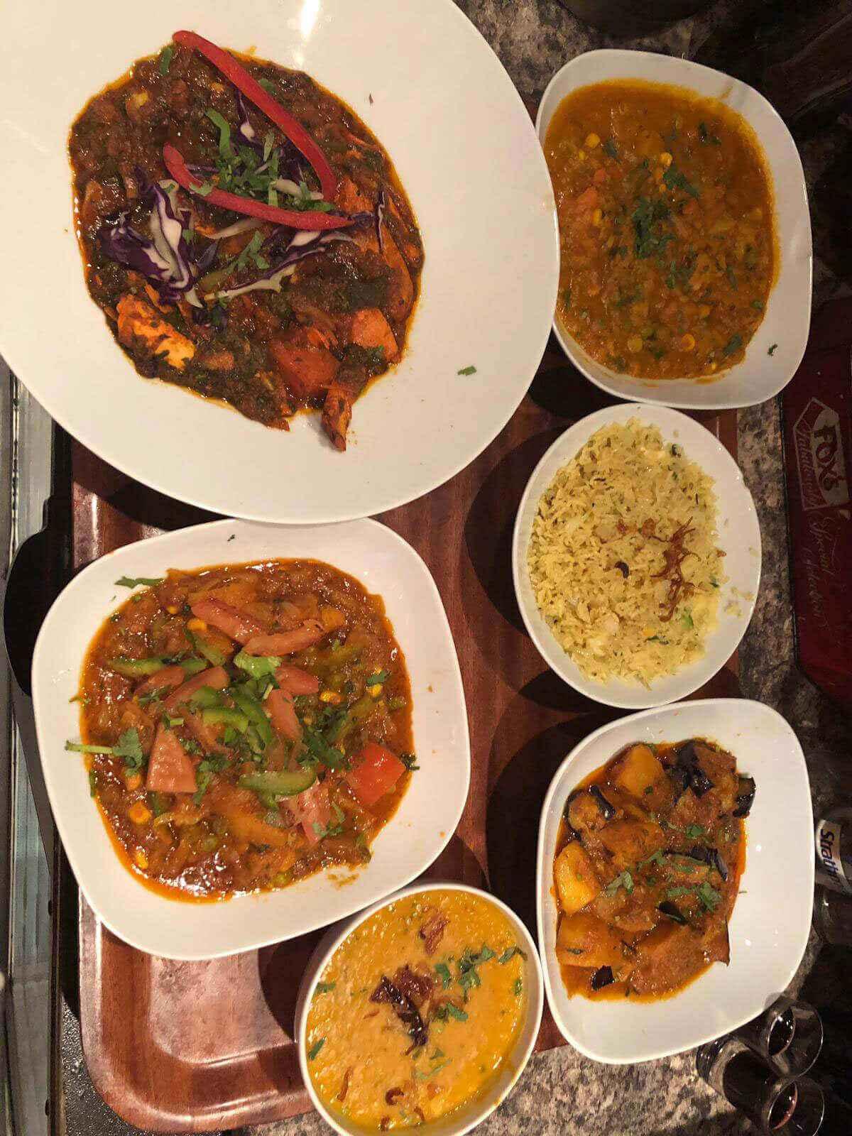 4. Takeaway Indian food khans restaurant battersea sw11